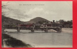 438 - BESANCON - Le Pont De Canot - Besancon