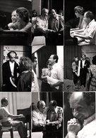 Lot De 14 Photos Originales Musique, Piano, Musicien & Compositeur à Identifier Vers 1970/80 - Ninhe - Famous People