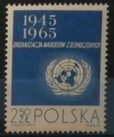 Pologne 1965 / Yvert N°1482 / ** - 1944-.... Republik