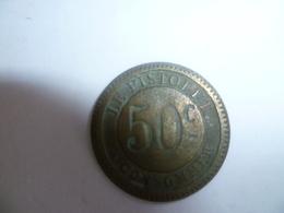 Le Pistolet 50 C - Monetary / Of Necessity