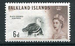 Falkland Islands 1960-66 Birds - 6d Albatross MNH (SG 200) - Falkland