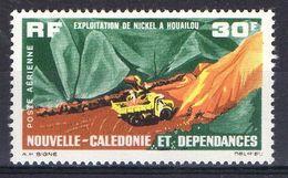 NOUVELLE-CALEDONIE ( Aerien ) : Y&T  N°  74 , TIMBRE  NEUF  SANS  TRACE  DE  CHARNIERE , A  VOIR . M 5 - Poste Aérienne