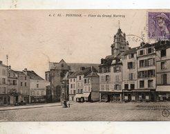 Pontoise -  Place  Du  Grand  Martroy. - Pontoise