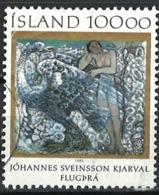 Iceland Island 1985. Mi 641 Used O - 1944-... Repubblica