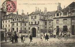 PARIS  La Prison Saint Lazare RV - District 10