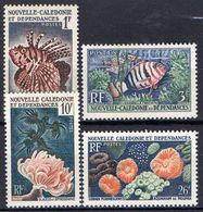 NOUVELLE-CALEDONIE ( Poste ) : Y&T  N°  291/294 , TIMBRES  NEUFS  SANS  TRACE  DE  CHARNIERE , A  VOIR . M 5 - Nouvelle-Calédonie