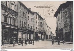 SAINT JUNIEN RUE LUCIEN DUMAS 1919 TBE - Saint Junien