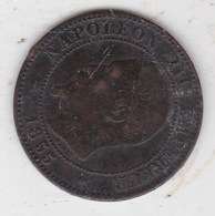 2 Centimes 1855 D - France