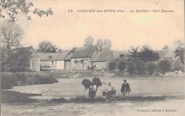 60 - CONCHY LES POTS / LA MARLIERE - PETIT HAMEAU - Autres Communes