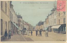 60 - CREPY EN VALOIS / RUE NATIONALE - Crepy En Valois