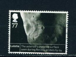 GREAT BRITAIN  -  2012 Space Science 77p Used As Scan - 1952-.... (Elizabeth II)