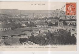 CPA-51-Marne- EPERNAY- Vue Générale De La Gare Et Des Ateliers- - Epernay
