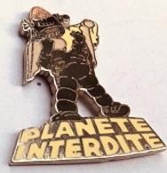 PLANETE INTERDITE 1956  - ROBOT ROBBY - CORNER - ZREK - FILM - MOVIE - FORBIDDEN PLANET - VERBOTENER PLANET -   (25) - Films