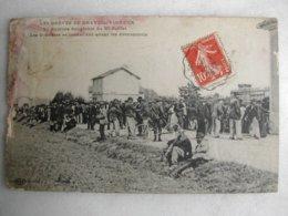 Les Grèves De DRAVEIL-VIGNEUX - La Journée Sanglante Du 30 Juillet (très Animée) - Sciopero