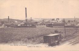 60 - LAMOTTE BREUIL / USINE DE PRODUITS CHIMIQUES - Autres Communes