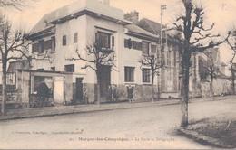 60 - MARGNY LES COMPIEGNE / LA POSTE ET TELEGRAPHE - Compiegne