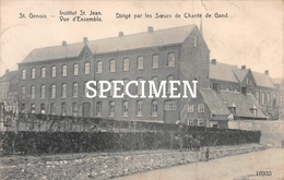 Institut St. Jean Vue D'ensemble - Sint-Denijs - Zwevegem