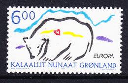 Europa Cept 1999 Greenland 1v  ** Mnh (47552A) - 1999