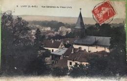 Livry Vue Generale Du Vieux Livry - France