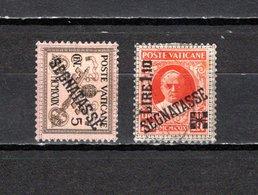 Vaticano  1934  .-   Y&T  Nº   1-6    Taxa - Postage Due