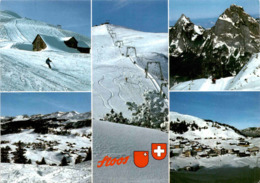 Stoos - 5 Bilder (12436) - SZ Schwyz