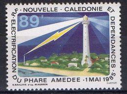 NOUVELLE-CALEDONIE ( Poste ) : Y&T  N°  508 , TIMBRE  NEUF  SANS  TRACE  DE  CHARNIERE , A  VOIR . M 5 - New Caledonia
