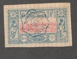 FRENCH SOMALI COAST....1894/1900: Yvert 15used Cat.Value 21Euros($23) - Neufs