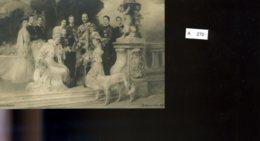 Deutsches Reich, Bedarfspost Gelaufen, 85 Auf AK Kaiserfamilie 1906 - Germania
