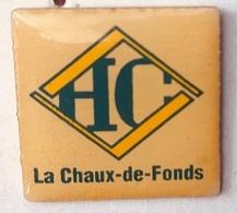HOCKEY SUR GLACE - HC LA CHAUX-DE-FONDS - SUISSE - ICE HOCKEY - EISHOCKEY - HOCKEY SU GHIACCIO - SCHWEIZ - SWISS -  (25) - Wintersport