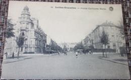Ixelles : Avenue Macau - Elsene - Ixelles
