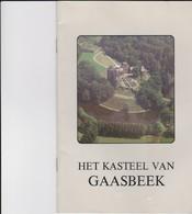 Het Kasteel Van Gaasbeek - Tourism Brochures