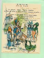 3 MP PUZZLE -  Lys éditions Amatteis - Puzzle Illustré Par Poulbot  D'une Publicité De 1922 - Marque-Pages