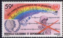 NOUVELLE-CALEDONIE ( Poste ) : Y&T  N°  507 , TIMBRE  NEUF  SANS  TRACE  DE  CHARNIERE , A  VOIR . M 5 - New Caledonia