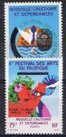 NOUVELLE-CALEDONIE ( Poste ) : Y&T  N°  505/506 , TIMBRES  NEUFS  SANS  TRACE  DE  CHARNIERE , A  VOIR . M 5 - New Caledonia