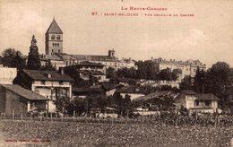 16349   SAINT GAUDENS  VUE GENERALE DU CENTRE - Saint Gaudens