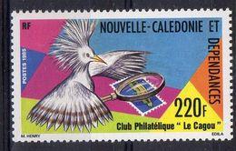 NOUVELLE-CALEDONIE ( Poste ) : Y&T  N°  504 , TIMBRE  NEUF  SANS  TRACE  DE  CHARNIERE , A  VOIR . M 5 - New Caledonia