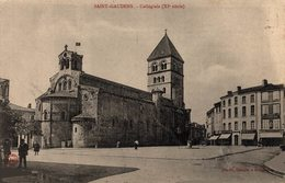 16350   SAINT GAUDENS  COLLEGIALE - Saint Gaudens