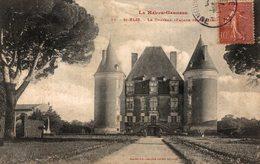 16351   SAINT  ELIX  LE CHATEAU - Saint Gaudens