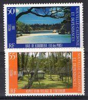 NOUVELLE-CALEDONIE ( Poste ) : Y&T  N°  514/515 , TIMBRES  NEUFS  SANS  TRACE  DE  CHARNIERE , A  VOIR . M 5 - New Caledonia