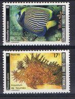 NOUVELLE-CALEDONIE ( Poste ) : Y&T  N°  512/513 , TIMBRES  NEUFS  SANS  TRACE  DE  CHARNIERE , A  VOIR . M 5 - New Caledonia