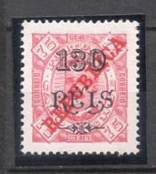 Cabo Verde, 1915, # 162 A Dent. 13 1/2, MH - Cape Verde
