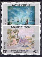 NOUVELLE-CALEDONIE ( Poste ) : Y&T  N°  566/567 , TIMBRES  NEUFS  SANS  TRACE  DE  CHARNIERE , A  VOIR . M 5 - New Caledonia