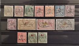05 - 20 // Maroc Lot Du Protectorat Français + Croix Rouge - Marokko (1891-1956)