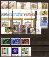 (Fb).Liechtenstein.1983.Serie Complete Nuove,gomma Integra,MNH (64-20) - Liechtenstein