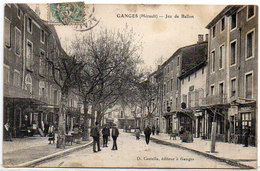 GANGES - Jeu De Ballon    (840 ASO) - Ganges