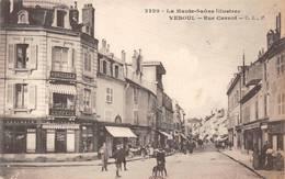 Vesoul Coiffeur Horloger Horlogerie Rue Carnot CLB 2220 - Vesoul