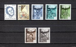 Vaticano  1996  .-   Y&T  Nº   1036-1044-1052/1056 - Used Stamps
