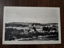 L27/1133 Ville-sur-Illon - Vue Générale - France