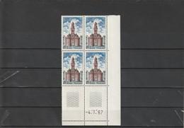 FRANCE Sites Et Monuments Coin Daté 1967 N° 1500 ** - 1960-1969