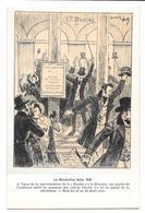 La Révolution Belge 1830 Belgique Louis Hels 1905 Représentation Muette à La Monnaie Non Circulée - Patriottisch